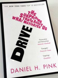 Drive - motivating your team the Pink way