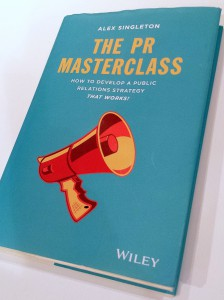The PR Masterclass: A great handbook for professionals and amateurs like me