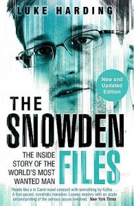 The Snowden Files book cover