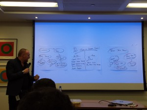 An Agile contracts presentation - created in 40 minutes. How hard can it be?