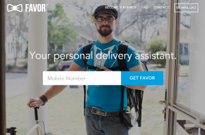 Favor app. Someone in my office thought this guy looks like me. I'm not so sure.