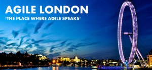 Agile London - worth attending if you work in software development