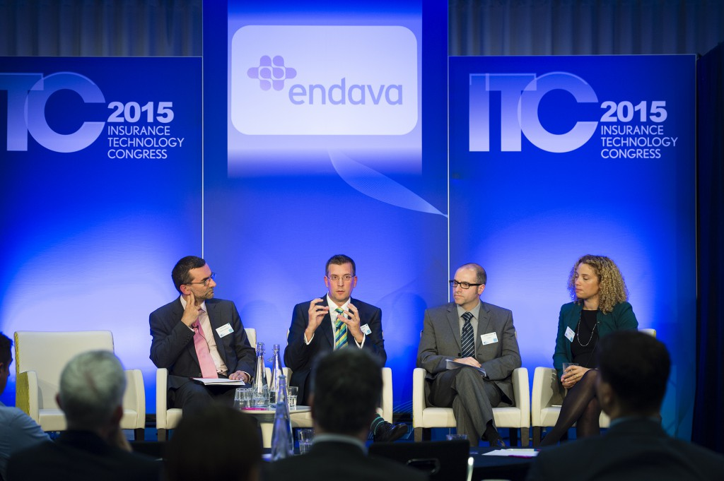 The IoT (Internet of Things) panel at ITC 2015