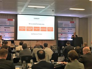 Describing key insurance trends at The Future of General Insurance event